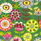 Rmiriam-bos-retro-flowers-green_shop_thumb