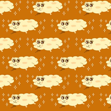 Herbert fabric by winterblossom on Spoonflower - custom fabric