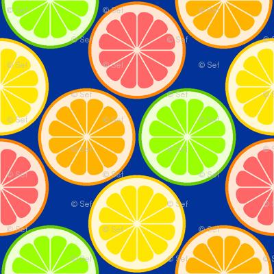 citrus slices S43X
