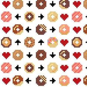 Secret Donut Code