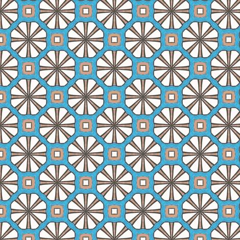 Dreamwood Window fabric by siya on Spoonflower - custom fabric
