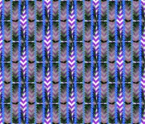 8-bit fabric by farrellart on Spoonflower - custom fabric