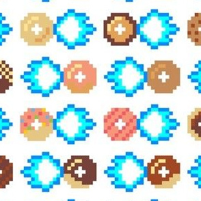 Donut Hadoukens