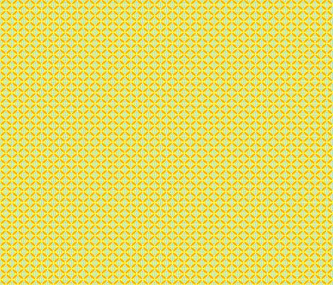 dots lemony fabric by reikahunt on Spoonflower - custom fabric