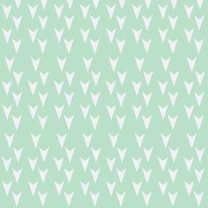 Mint Arrowhead - Mint Arrows