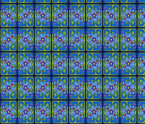 Nightshade fabric by will_la_puerta on Spoonflower - custom fabric