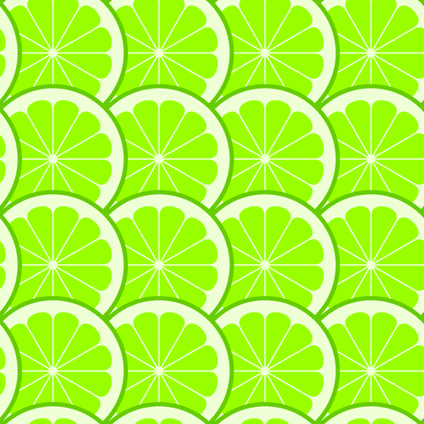 citrus scale 1x fabric by sef on Spoonflower - custom fabric