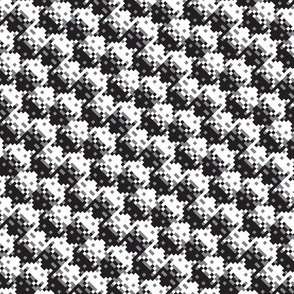 Invader Houndstooth