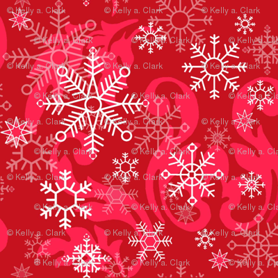 Red_Snowflake