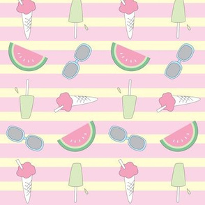 Delicious Summer Stripes
