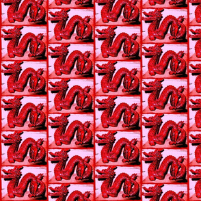 dragon red frame