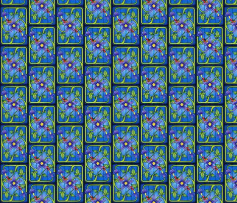 Nightshade - diagonal fabric by will_la_puerta on Spoonflower - custom fabric