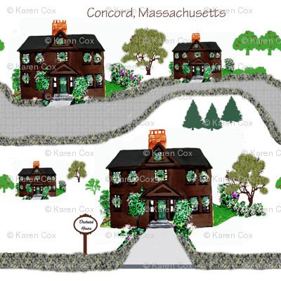 A Drive to Concord, Massachusetts