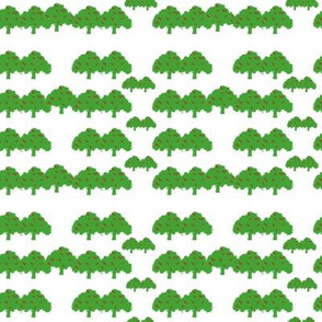 Concord Apple Trees