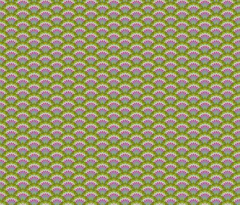 Emma's flowers small scale fabric by keweenawchris on Spoonflower - custom fabric