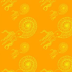 squid yellow