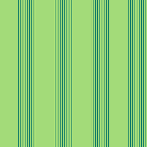 serene stripes (pine) fabric by weavingmajor on Spoonflower - custom fabric