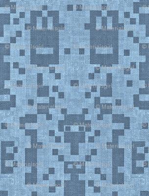 B-botz - blue denim