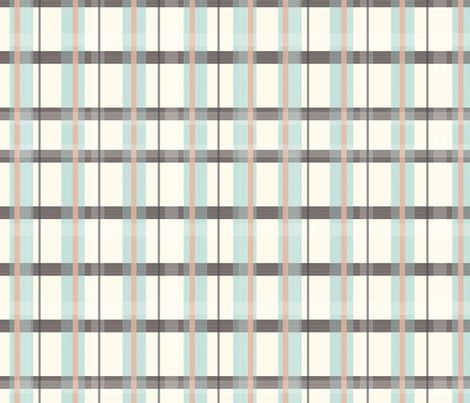 Plaid fabric by tarabehlers on Spoonflower - custom fabric