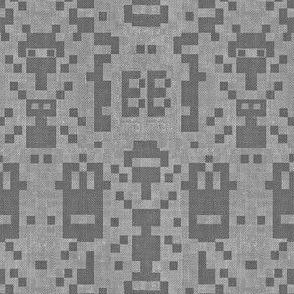 B-Botz - charcoal, grey