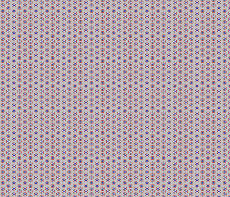 Red White Blue Dots fabric by pd_frasure on Spoonflower - custom fabric