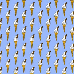 IceCreamConePowderBlue
