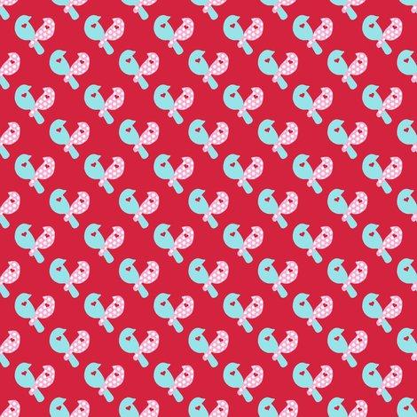 Rlovebirdsonred3600square_copy_shop_preview