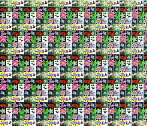 World's Most Beautiful Quilt fabric by robin_rice on Spoonflower - custom fabric