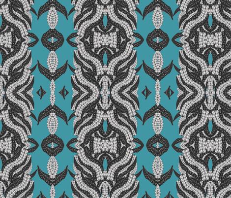 African braids fabric by kociara on Spoonflower - custom fabric