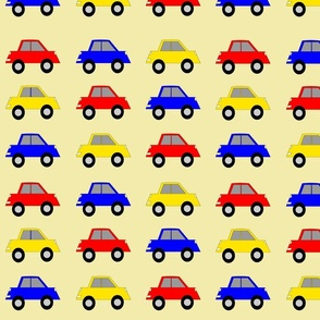 Cherished_Toys_Lots_of_Cars_Yellow