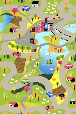 Countryside Highways