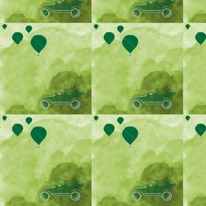 Green scenic route