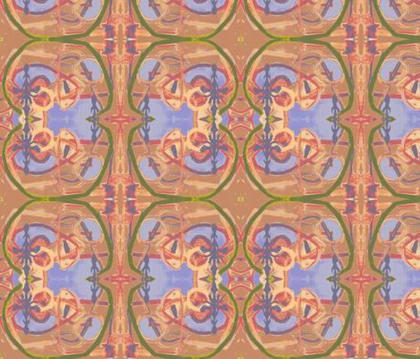 mrekulli bllash fabric by albanianflower on Spoonflower - custom fabric