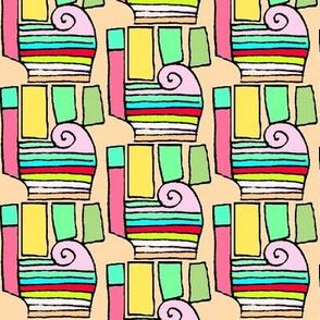 Cochlear Rainbow