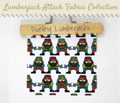 Dueling Lumberjacks