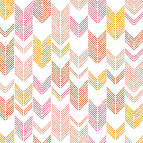 Chevron tribal texture