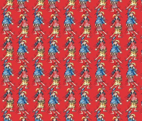 Rr029-039_lady_jokers_for_fabric_smaller_red_shop_preview