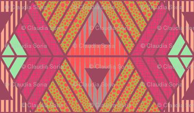 African Geometric Summer