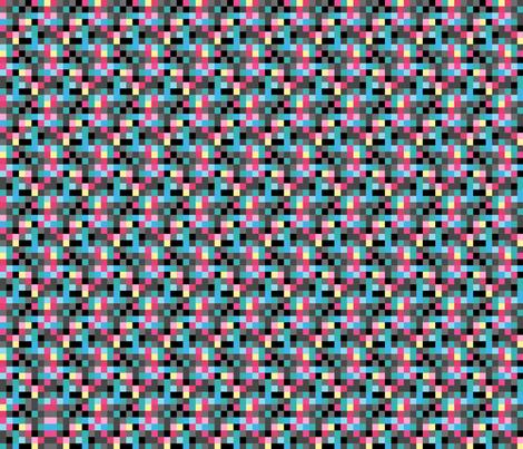 8bitV2_kfay fabric by kfay on Spoonflower - custom fabric