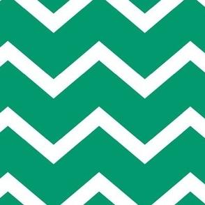 jamestown chevron emerald