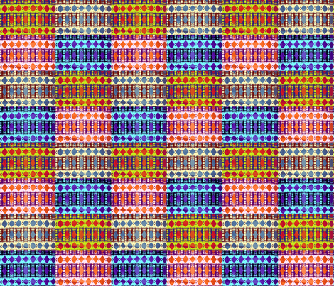 Bright Patches fabric by robin_rice on Spoonflower - custom fabric