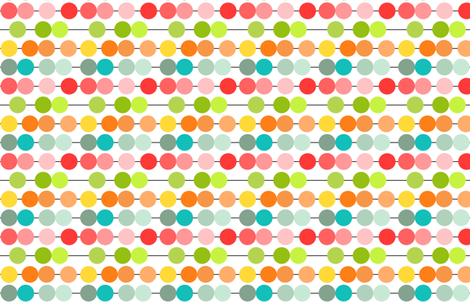 counting fabric by natitys on Spoonflower - custom fabric