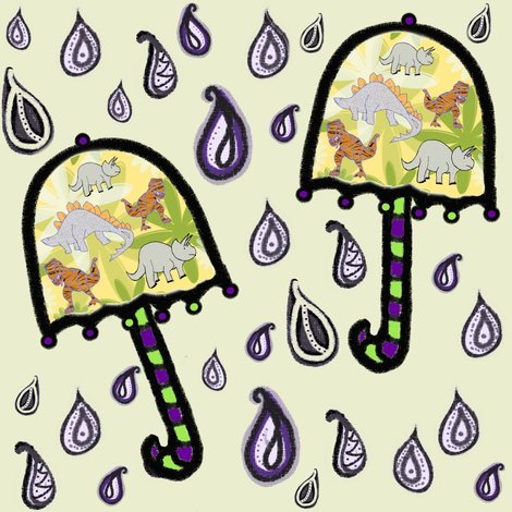 Rrrbohemian_weather_dino_umbrellas_on_green_shop_preview