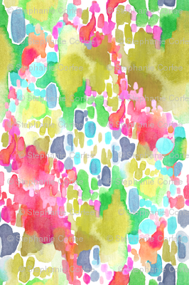 WaterColor-Daubs-RepeatTile