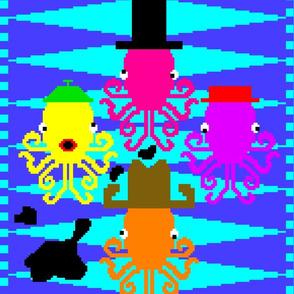 2013.07 8-bit Octopode