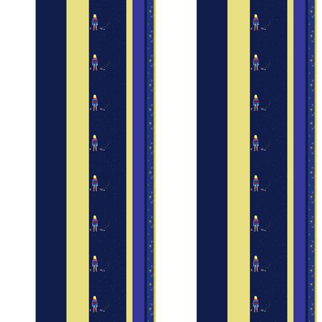 Firefly Stripes fabric by karenharveycox on Spoonflower - custom fabric
