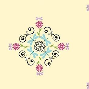 firefly garden tile