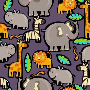 night time safari