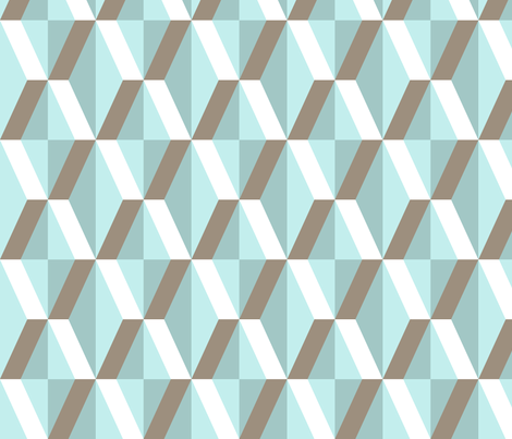 Pure wood design 5 fabric by heleenvanbuul on Spoonflower - custom fabric
