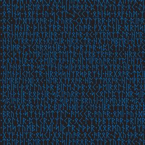 Runes-blue